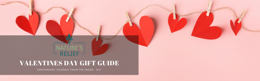 Valentines Day Gift Guide | Nature's Relief